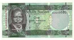 Sudan Del Sud - 1 Pound 2011 - Soudan Du Sud