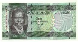 Sudan Del Sud - 1 Pound 2011 - South Sudan