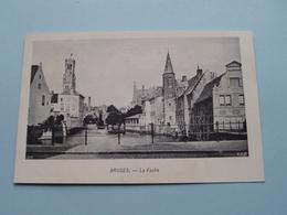 La VACHE Bruges (VED) Anno 19?? ( Zie / Voir Photo ) ! - Brugge