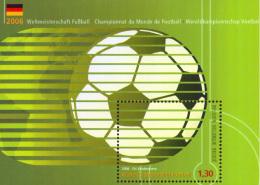 Belgium BL 131**  Sport Footbaal 2006 Allemagne  MNH - Blocs 1962-....