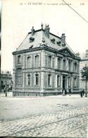 N°67406 -cpa Le Havre -la Caisse D'épargne- - Banques