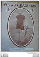 1912 CYCLISME LEON DIDIER / RUGBY CARDIFF STADE / AVIATION A PAU / BOXE / CIRCUIT D´ANJOU / COTE DE MONTANGLAUST - Journaux - Quotidiens