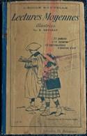 E. Devinat - Lectures Moyennes Illustrées - L'École Nouvelle - Librairie CH. Delagrave - ( 1913 ) . - Livres, BD, Revues