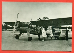 """Jak-12"". GDR 1970. Postcard New. - 1946-....: Modern Era"