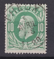 N° 30 THEUX - 1869-1883 Leopold II
