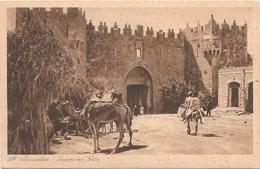 Asie- Isrël : Jérusalem   Porte De Damas      Réf 5449 - Israel