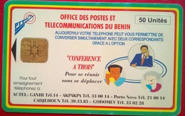 Conference A Trois 50 Units - Benin