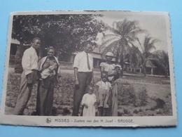 MISSIES Zusters Van Den H. JOZEF BRUGGE ( Thill / Zie / Voir Photo ) ! - Misiones