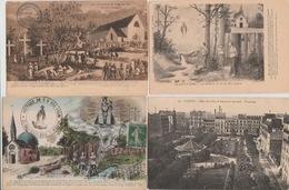 18/12/ 106  -  5  CPA. ( DONT I  REPRO )  DE  CLICHY  - SOUS  BOIS - Cartes Postales