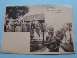 MISSIES Zusters Van Den H. JOZEF BRUGGE ( Thill / Zie / Voir Photo ) ! - Missions