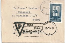 B2720 Poland Polska SPM History WWII Holocaust Judaism Concentration Camp - WW2