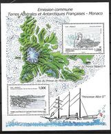 TAAF 2012 Bloc N° F 630 Neuf Archipel Des Kerguelen Et Oiseau Petrel - Blocks & Sheetlets