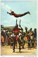 Cote D'ivoire. Danse Des Couteaux - Ivory Coast