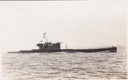 H.M. S/M L 53 - Submarinos