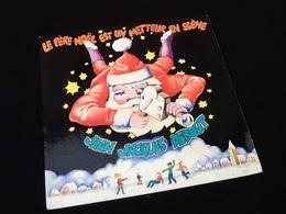 Vinyle 45 Tours Jean-Jacques Debout Le Père Noël Est Un Metteur En Scène (1974) - Vinyl Records