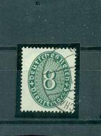 Deutsches Reich, Nr. D 116 B Gestempelt, Geprüft BPP - Dienstpost