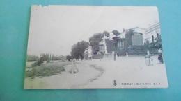95CARTE DE HERLAYN° DE CASIER 1286 OMANQUE UN PETIT BOUT - Herblay