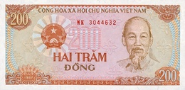 Vietnam 200 Dong 1987 P-100 UNC - Vietnam