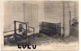 DEPT 20-2A  : édit. La Cigogne N° 298 : Ajaccio Maison De Napoléon 1er Chambre Du Lieutenant Bonaparte - Ajaccio
