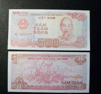 VIETNAM 500 DONG 1988 UNC - Viêt-Nam