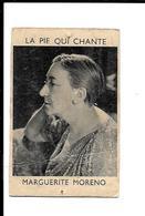 Y545 - IMAGE PIE QUI CHANTE - MARGUERITE MORENO - PLIURE - PAPIER AMINCI - Photos