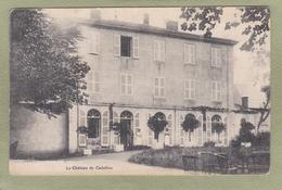 CHATEAU DE CADOLLON - France