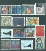 CUBA - MNH/** - 1967 - PAINTS SALON DE MAYO  - Yv 1133-1157 BLOC 29 - Lot 18468 - Cuba