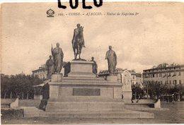 DEPT 20-2A  : édit. A Tomasi N° 102 : Ajaccio Statue De Napoléon 1er - Ajaccio