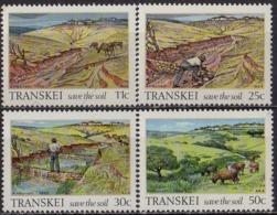 TRANSKEI - Lutte Contre L'érosion - Transkei