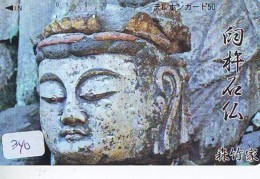 Telecarte Buddha Bouddha Boedha Phonecard (340) - Télécartes