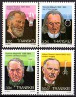 TRANSKEI - Médecins 1985 - Transkei