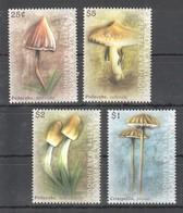 W464 2009 GRENADA CARRIACOU NATURE FLORA NATURE MUSHROOMS #4504-07 SET MNH - Mushrooms