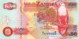 Zambia 50 Kwacha 2003 P-37d - Zambia
