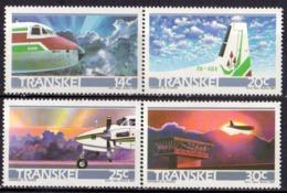 TRANSKEI - 10e Anniversaire De La Transkei  Airways - Transkei