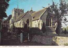 WENDOVER - ST MARYS PARISH CHURCH - Buckinghamshire
