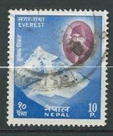 Népal   -  Yvert N°115 Oblitéré    -  Ai26816 - Népal