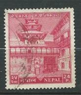 Népal   -  Yvert N° 76 Oblitéré    -  Ai26817 - Nepal