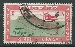 Nepal  Yvert N°  93 Oblitéré - Ai26823 - Népal