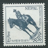 Nepal  Yvert N°  126 * - Ai26825 - Népal