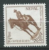Nepal  Yvert N°  127 * - Ai26826 - Népal