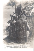 SUD-WEST AFRIKA - NAMIBIA - NAMIBIE - KAOKOVELD. HAARSSCHMUCK DER OVATJIMBAFRAUEN - VG 1933 - Namibie