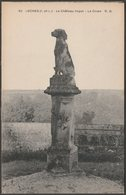 Le Chien, Le Château Royal, Loches, C.1910s - Dorange CPA - Loches