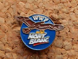 Pin's - WWF MONT BANC - Badges