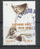 FRANCE 2018 - SUZANNE NOEL, DOCTOR - OBLITERE USED GESTEMPELT USADO - France