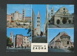CPM - ZADAR - MULTI-VUES - - Yougoslavie
