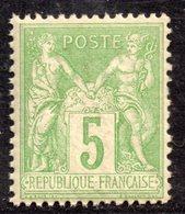 """""""Type Sage"""" N° 106 Neuf ** Gomme D'Origine Sans Charnière à 16 % De La Cote  TTB - 1898-1900 Sage (Type III)"""