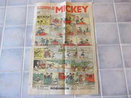 Le Journal De Mickey Dimanche 8 Aout 1937 - Mickey - Autres