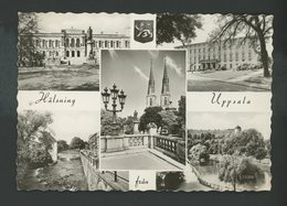 CPM - HALSNING.- UPPSALA - - Suède