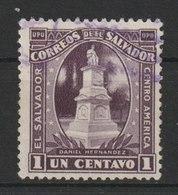 MiNr. 421 El Salvador  / 1924/1925. Freimarken: Landesmotive. - El Salvador