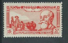 Indochine P.A. N° 15  X  Achèvement Du Chemein De Fer Transindochinois Trace De Charnière Sinon, TB - Indochine (1889-1945)